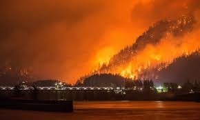 Oregon Fire